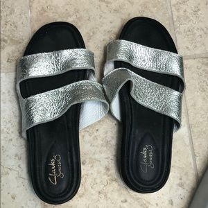 Clarks Somerset sandal